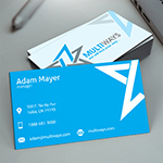 Smooth Edge Business Card
