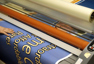 what is lamination film on vinyl