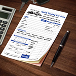NCR Business Forms Printing